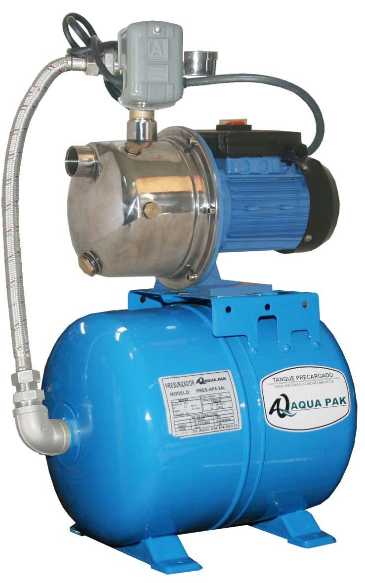 Novo agua sa de cv for Equipo hidroneumatico
