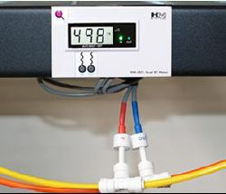 Medidor en linea DM-2 conductividad
