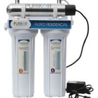 Purificador de agua casero PURIKOR